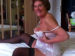 Oma sex clip